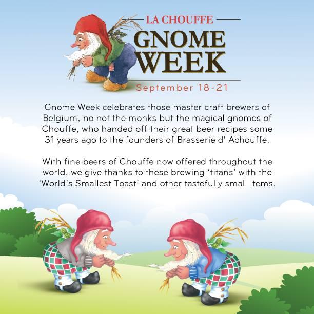 Gnome week