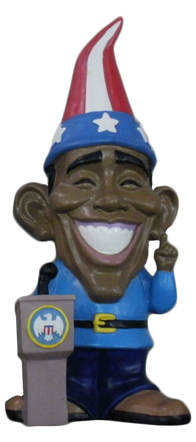 Obama-Gnome